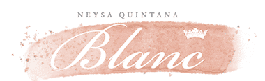 Blanc Bridal Salon Logo